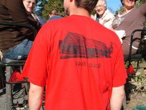 T-shirt Met Boerderij