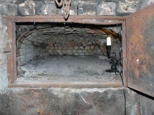 Binnenkant Stenen Bakoven