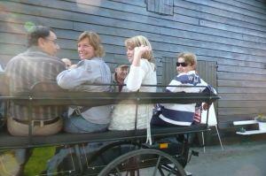 Familie Op De Wagen