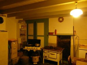 Interieur Bakkeet