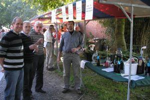 Stand Bier- En Wijngilde
